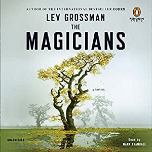 The Magicians Audiobook