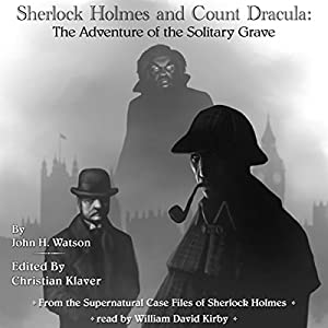 Sherlock Holmes and Count Dracula Audiobook