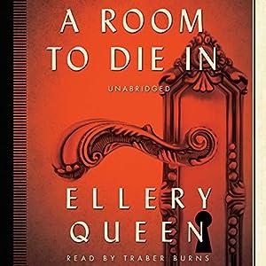 A Room to Die In Audiobook