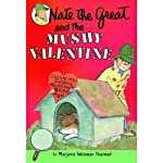 Nate the Great and the Mushy Valentine (       UNABRIDGED) by Marjorie Weinman Sharmat Narrated by John Lavelle