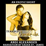 Teasing Amanda: Alpha Male Erotic Romance | Andi Alexander
