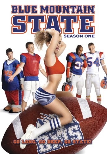 DVD : Blue Mountain State: Season One (Subtitled, Dolby, AC-3, Widescreen, 2PC)
