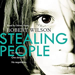 Stealing People Audiobook