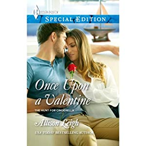 Once Upon a Valentine: The Hunt for Cinderella | [Allison Leigh]