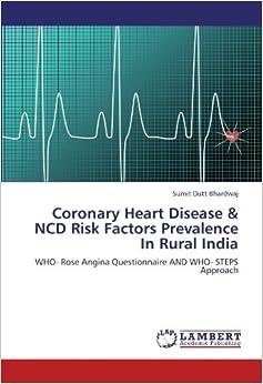 Prevalence of coronary heart disease in india