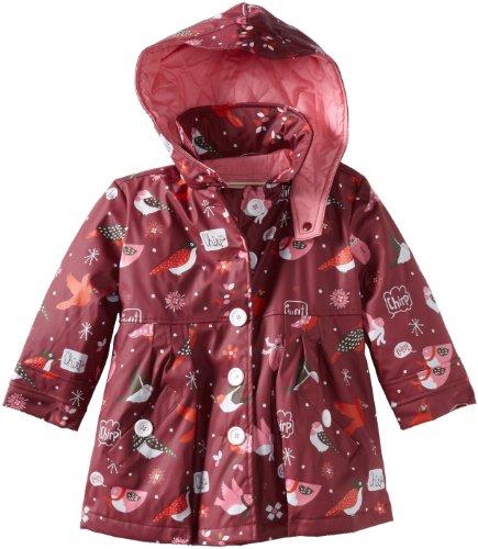 Hatley Girls All Winter Birds Girl's Coat
