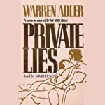 Private Lies | Warren Adler