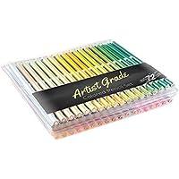 72 Count Artist Grade Colored Pencil Set