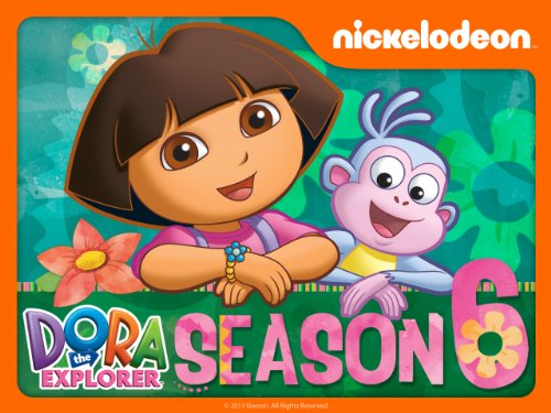 Amazon Com Dora The Explorer Season 6 Dora The Explorer