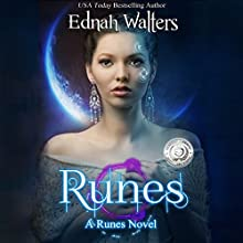 Runes Audiobook by Ednah Walters Narrated by Stephanie Terry