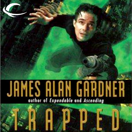 Trapped (League of Peoples #6) - James Alan Gardner