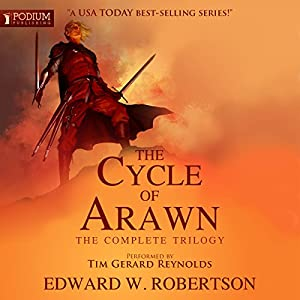 The Cycle of Arawn Audiobook