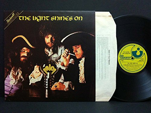 Electric Light Orchestra-The Light Shines on-LP-FLAC-1977-LoKET Download