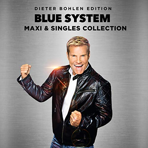 CD : BLUE SYSTEM - Maxi & Singles Collection (dieter Bohlen Edition) (3 Discos)