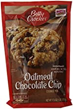 Betty Crocker Cookie Mix Oatmeal Chocolate Chip 175-Ounce Pouches Pack of 12