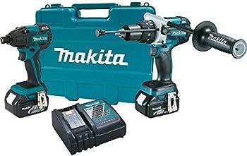 Makita 18V LXT Lithium-Ion Combo Kit