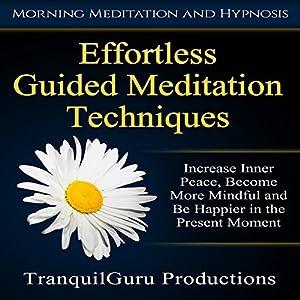 Effortless Guided Meditation Techniques Speech