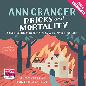 Bricks and Mortality Audiobook