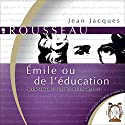 Émile ou de l'Education Audiobook by Jean-Jacques Rousseau Narrated by Éric Herson-Macarel