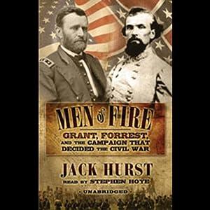 Men of Fire Audiobook
