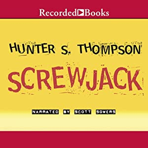Screwjack Audiobook
