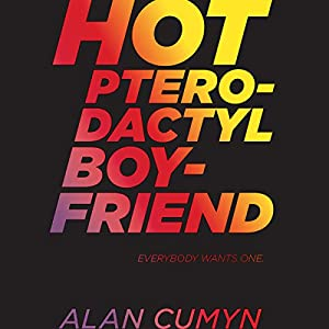 Hot Pterodactyl Boyfriend Audiobook