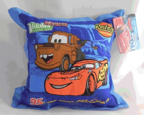Cars Decorative Pillow