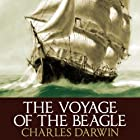 The Voyage of the Beagle Hörbuch von Charles Darwin Gesprochen von: Barnaby Edwards