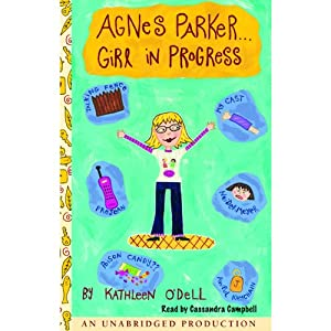 Agnes Parker...Girl in Progress | [Kathleen O'Dell]