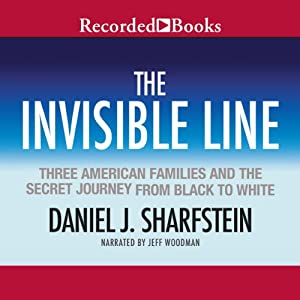 The Invisible Line Audiobook