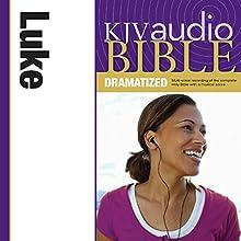 KJV Audio Bible: Luke (Dramatized) | Livre audio Auteur(s) :  Zondervan Bibles
