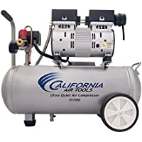 California Air Tools 5.5 Gal. 1.0 HP Ultra Quiet and Oil-Free Air Compressor