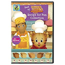 Daniel Tiger's Neighborhood: Best of Daniel Tiger's Neighborhood - Recipe for Fun Collection DVD