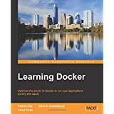 Learning Docker Book Cover