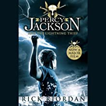 The Lightning Thief: Percy Jackson, Book 1 (       UNABRIDGED) by Rick Riordan Narrated by Jesse Bernstein