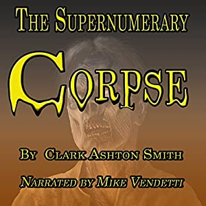The Supernumery Corpse Audiobook