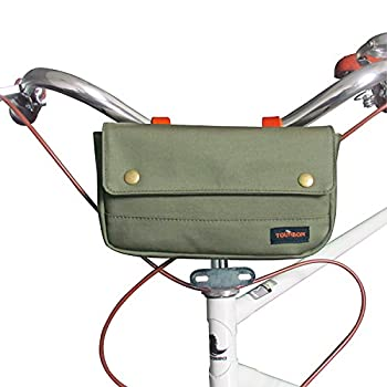 Tourbon Bicycle Handlebar Bag Front Bike Panniers
