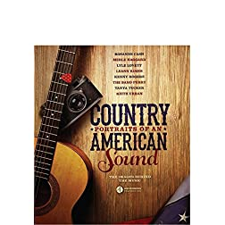 Country: Portraits of an American Sound [Blu-ray]