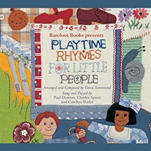Playtime Rhymes for Little People Audiobook