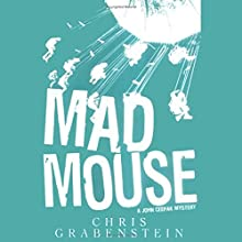 Mad Mouse Audiobook by Chris Grabenstein Narrated by Jeff Woodman