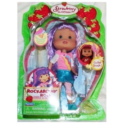 Amazon.com: Strawberry Shortcake Rockaberry Roll Rainbow Sherbet