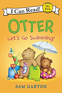 Book Cover: Otter: Let's Go Swimming!