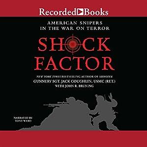 Shock Factor Audiobook