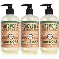 Mrs Meyers Hand Soap Geranium 12.5 Fluid Ounce (Pack of 3)