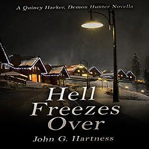 Hell Freezes Over Audiobook