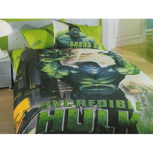 Disney KIDS Children Hulk BOUTIQUE BEDDING SET