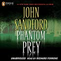 Phantom Prey Audiobook by John Sandford Narrated by Richard Ferrone