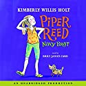 Piper Reed, Navy Brat Audiobook by Kimberly Willis Holt Narrated by Emily Janice Card