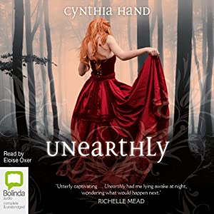 Unearthly Audiobook