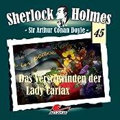 Das Verschwinden der Lady Francis Carfax (Sherlock Holmes 45) | Sir Arthur Conan Doyle
